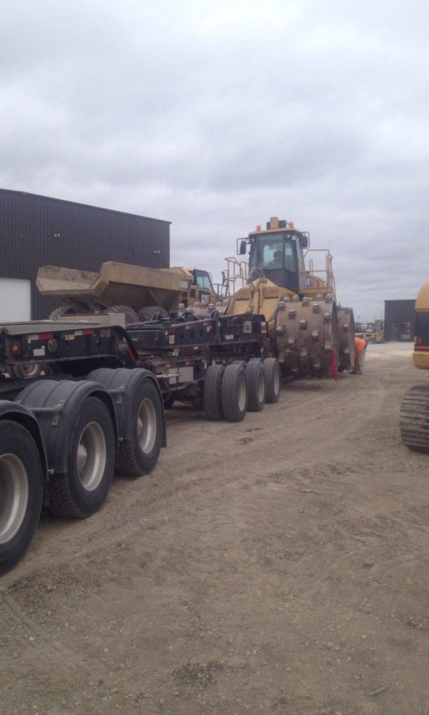 heavy hauling winnipeg