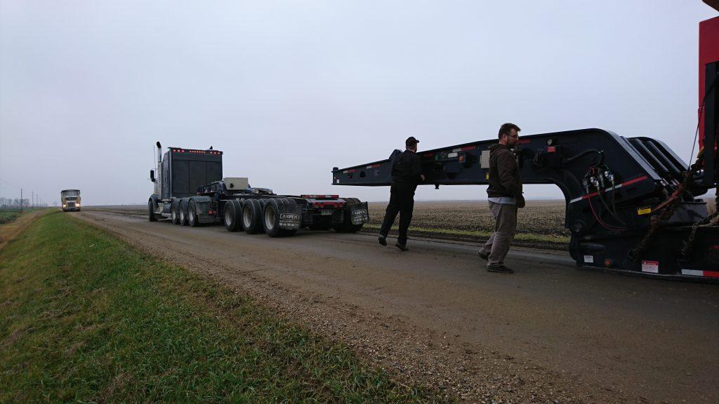 heavy hauling manitoba