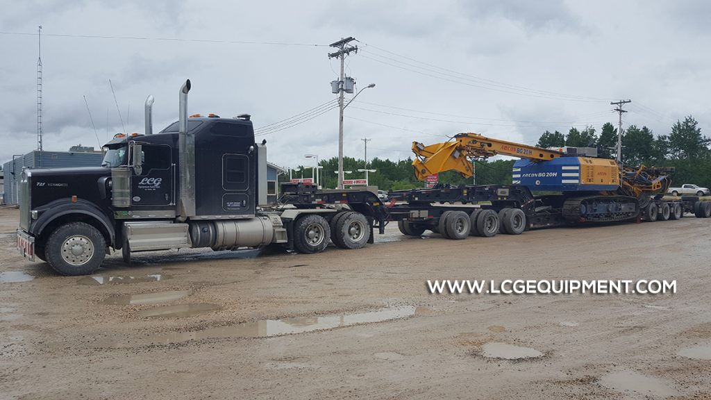 canada heavy haul freight